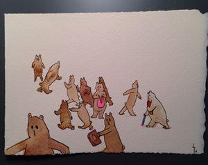 Bear Crowd