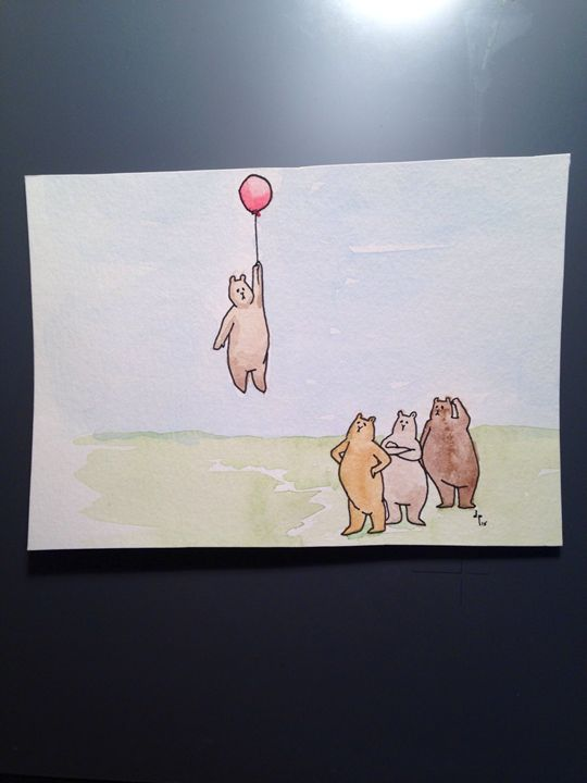 Balloon Trouble - Dan Paul Roberts
