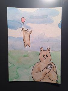 Distracted Bear