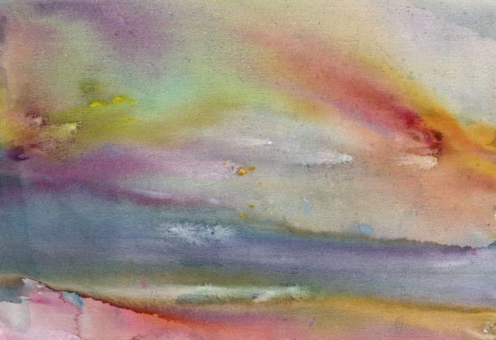 Colouring winds - JustinaVivid