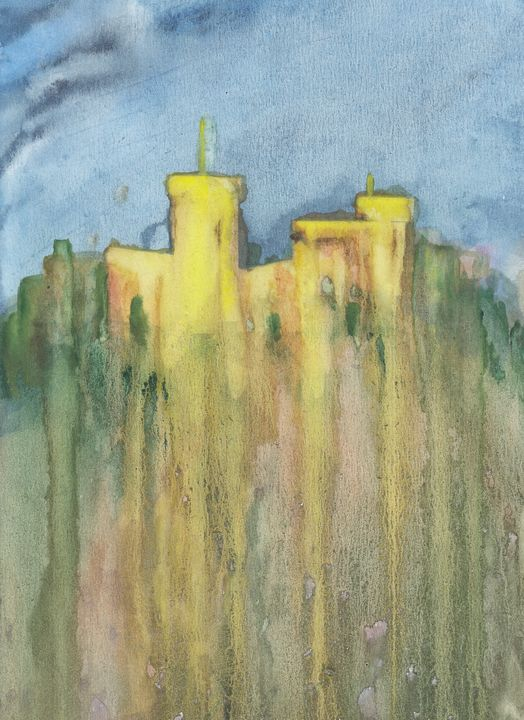 Castle Hill - JustinaVivid