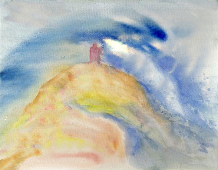 Lighthouse - JustinaVivid