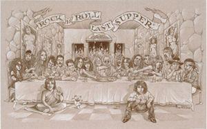 Rock n' Roll Last Supper II