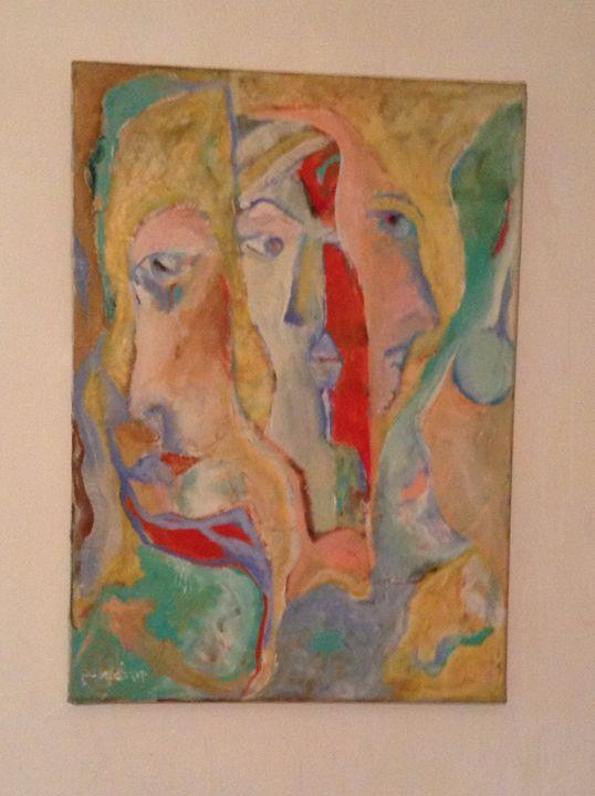Three wise women - Keren Wertheim
