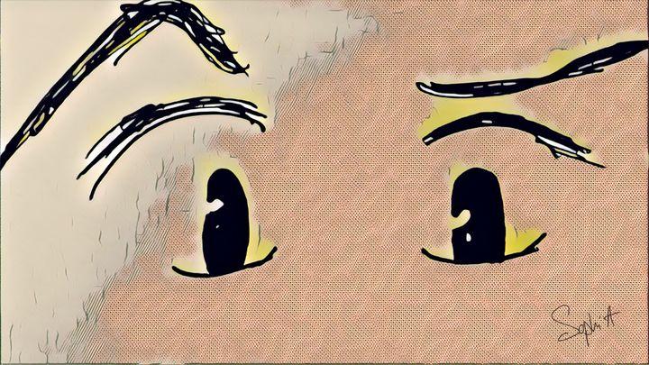 Eyes - Sophia M12