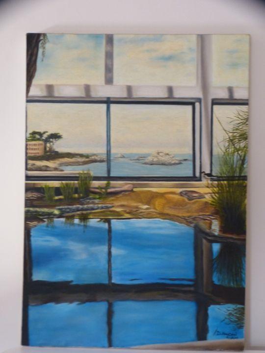 Pasific Ocean - Handan`s paintings