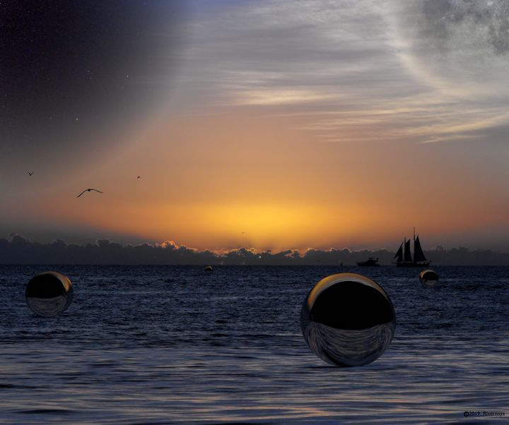 Sunset - Rivernaya