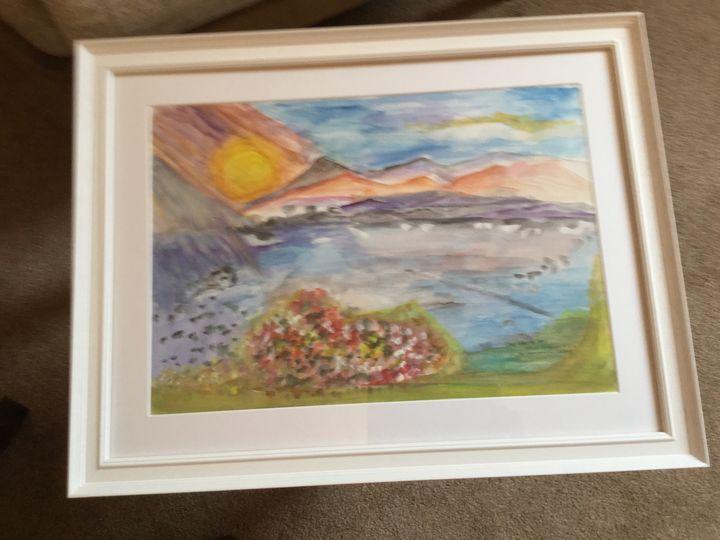 The Island Of Sky, in Scotland. - AnnaMaria,s Gallery