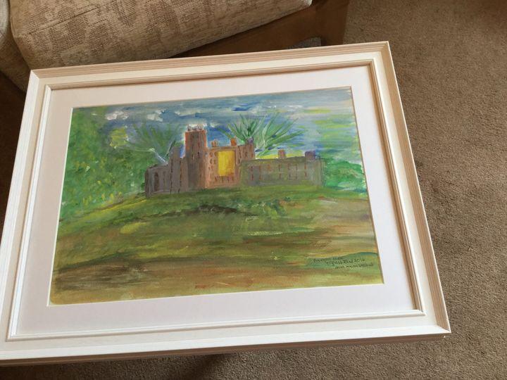 Eillondonan,Castle in Scotland. - AnnaMaria,s Gallery