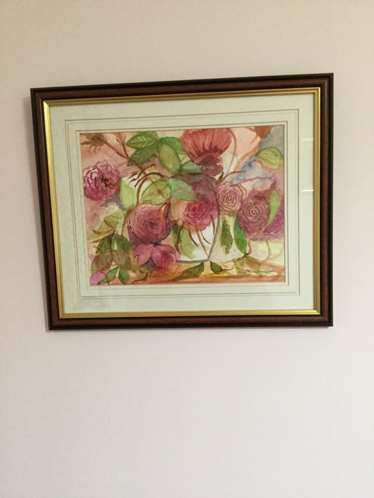 The Roses - AnnaMaria,s Gallery