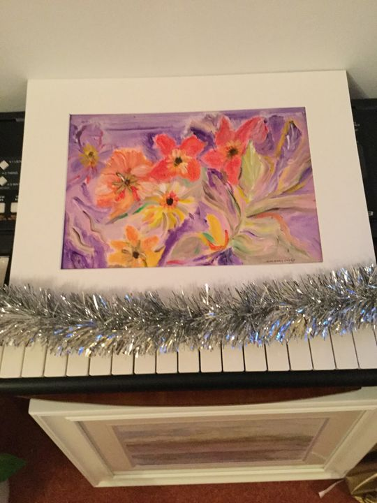Colourful Flowers - AnnaMaria,s Gallery