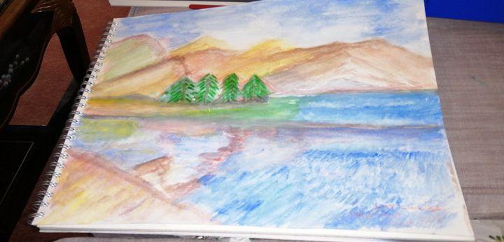 Loch Lomand - AnnaMaria,s Gallery