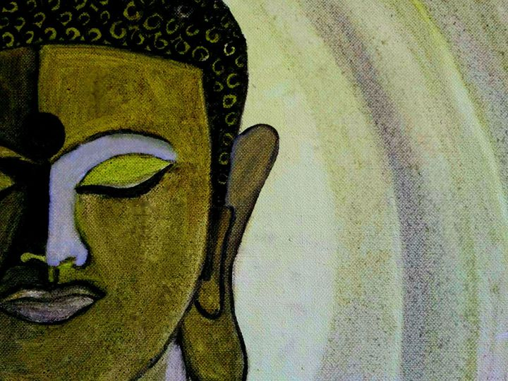 Buddha in Peace - Exuberant Amateur