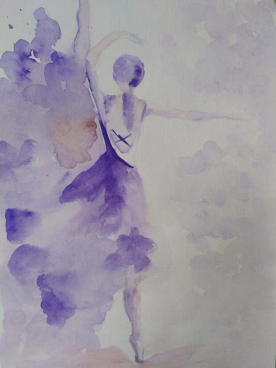 """Soul of Ballet"" - LebedevaArt"