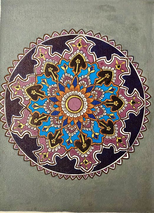 Mandala the cloudy one - Puja