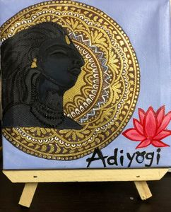 Mandala and Adiyogi