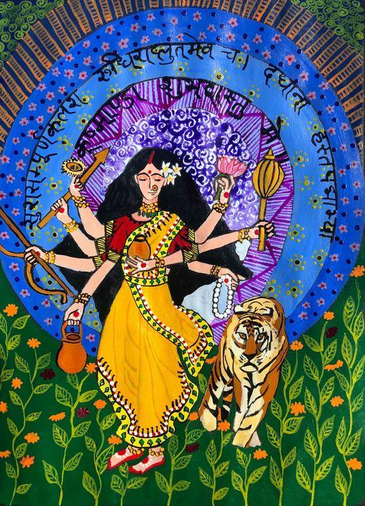 Kushmanda Devi - Puja