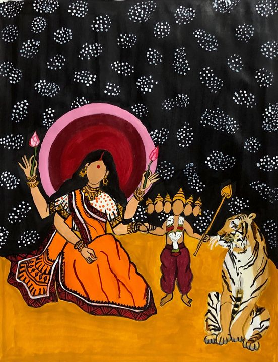 Mother of nature - Puja