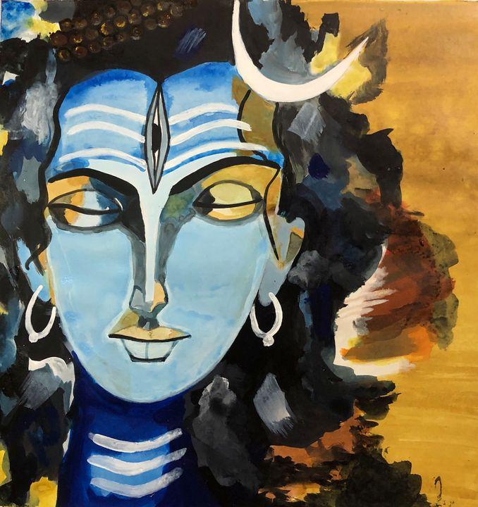 Shiva - Puja
