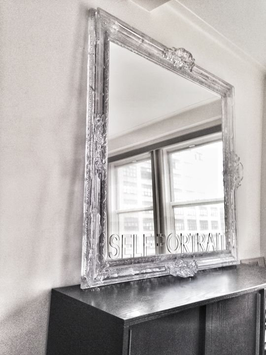 Mirror by Ultra Violet 57x57x4.5 in - Ultra Violet
