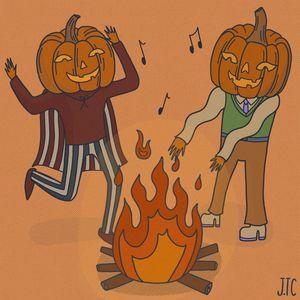 pumpkin party part 1