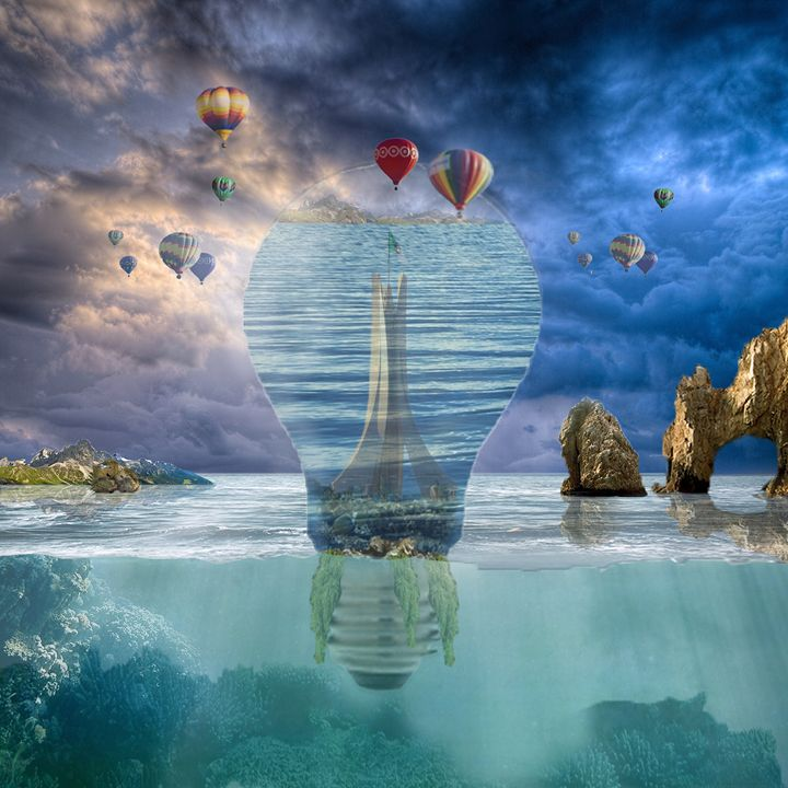 MEC dans une ampoule 02 - Berkan'Art