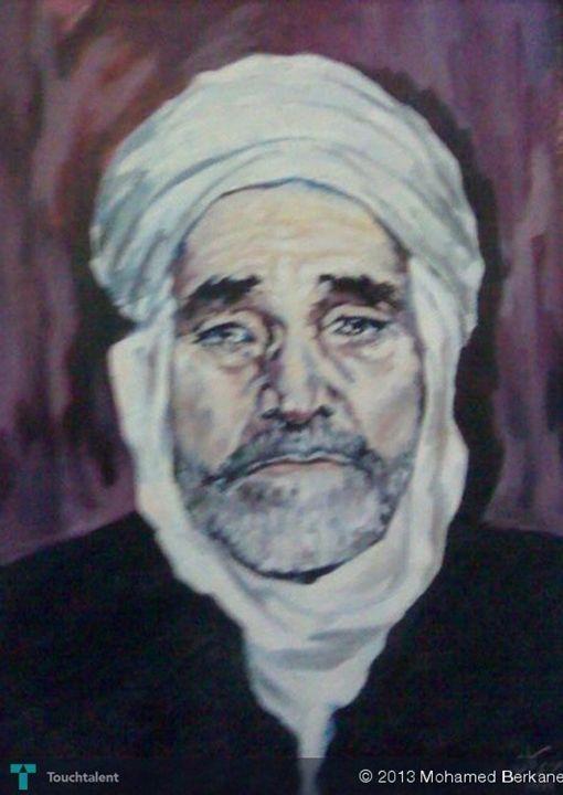 L'Imam El Hadj Etayab - Berkan'Art