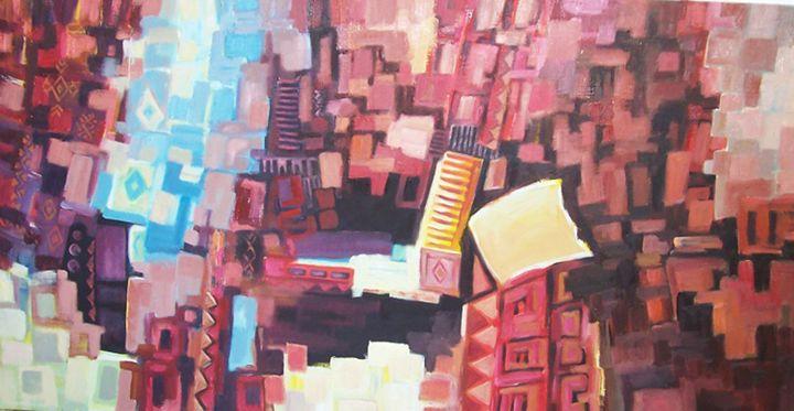 Trame pour une composition - Berkan'Art