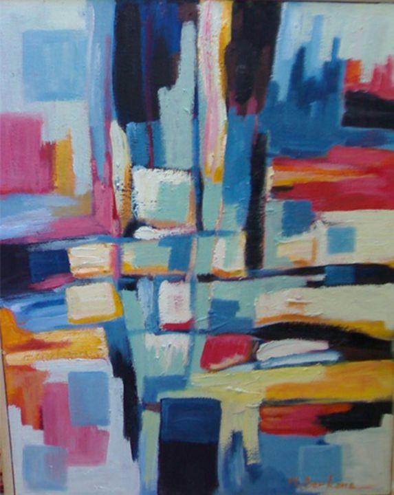 toile libre - Berkan'Art
