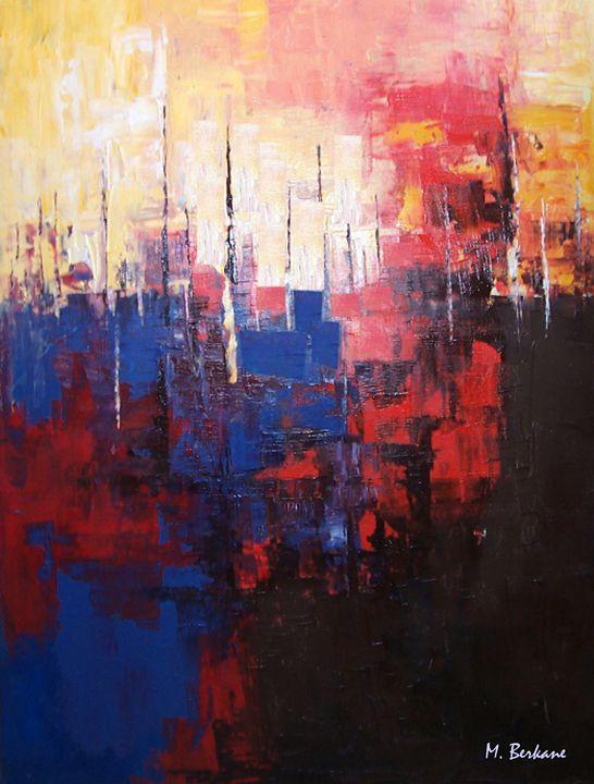 nocturne - Berkan'Art