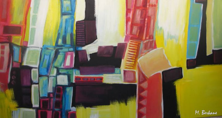 patchwark - Berkan'Art