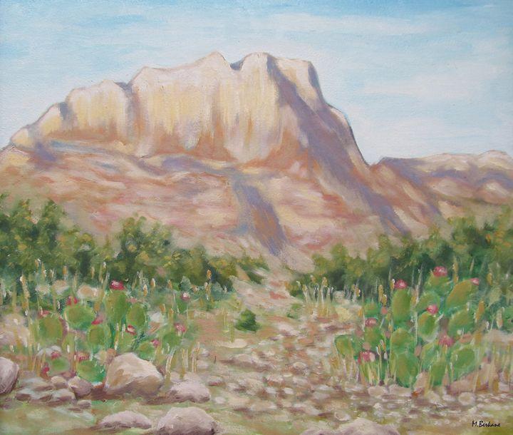 Desert - Berkan'Art