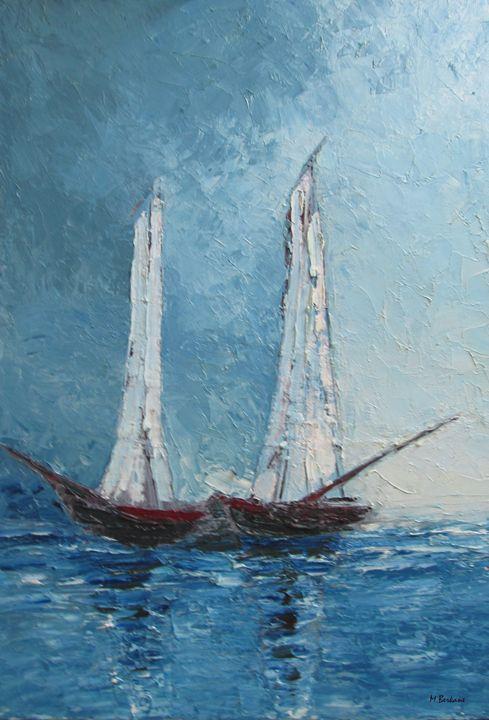 Marine - Berkan'Art