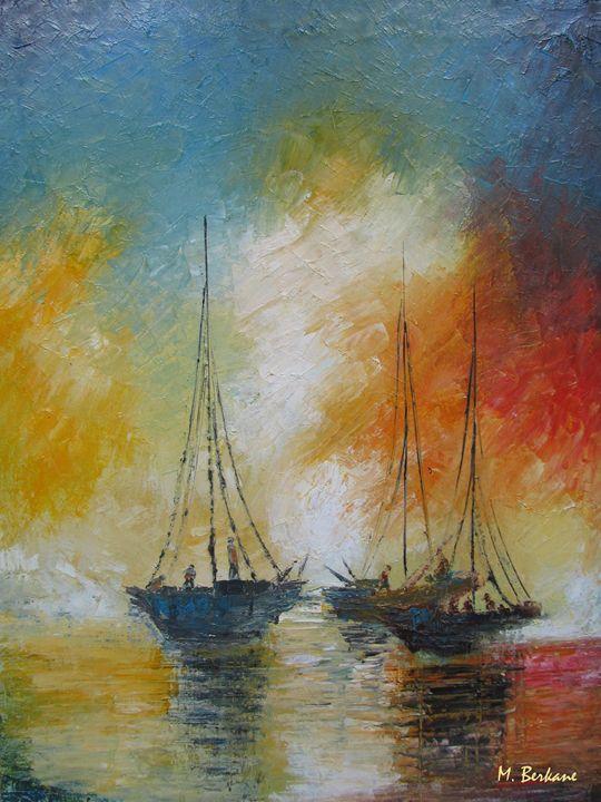 voiliers 07 - Berkan'Art