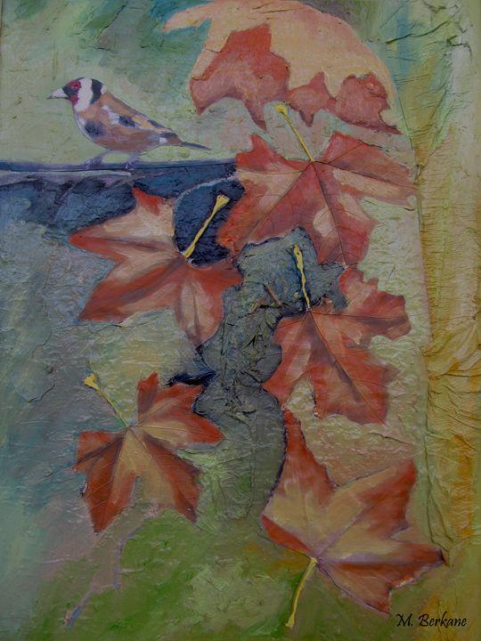 L'automne - Berkan'Art