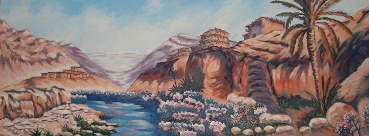 Ghoufi - Berkan'Art