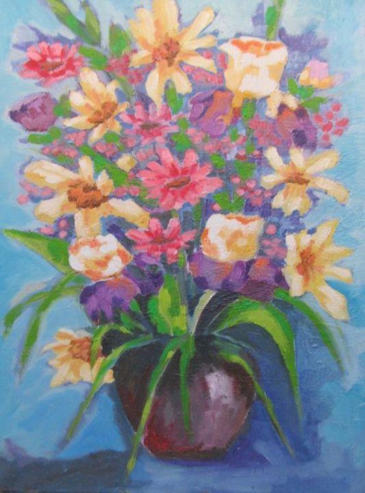 Fleures 02 - Berkan'Art
