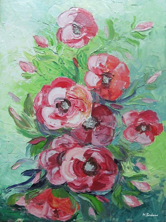 Fleures - Berkan'Art
