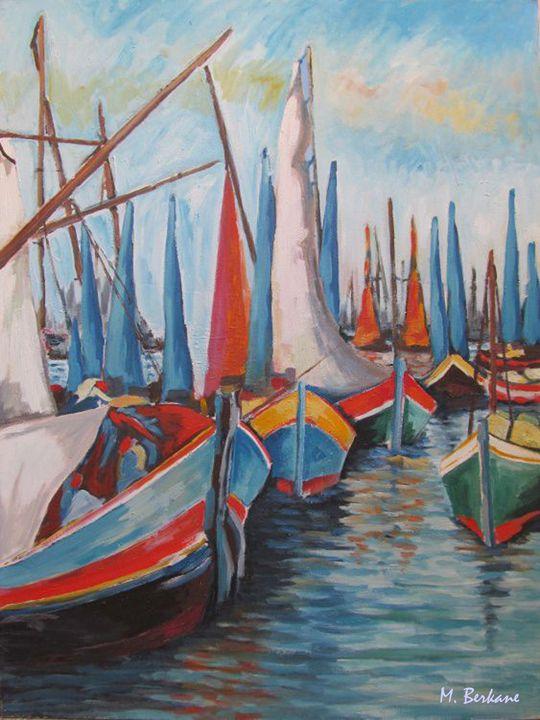 Port - Berkan'Art