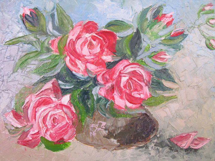 Roses - Berkan'Art