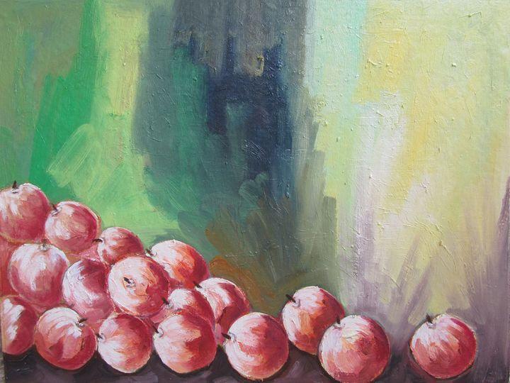 Pommes - Berkan'Art