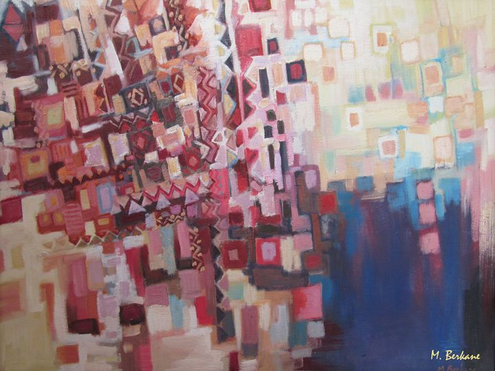 Motifs bèrbères - Berkan'Art