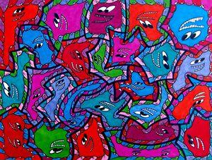 Skittles - Chadwyck's Art