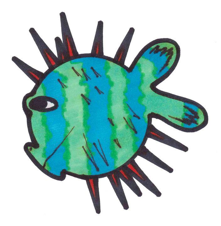Puffer Fish - Chadwyck Nordlander