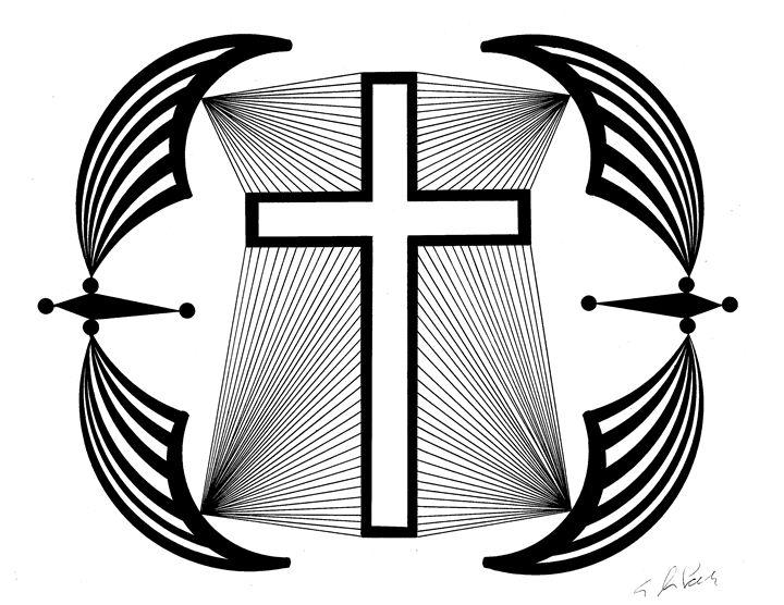 Suspended Religion - E.S.Locher