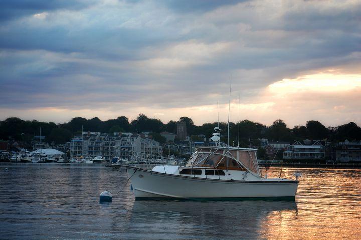 Calm Harbor - J. Cooke