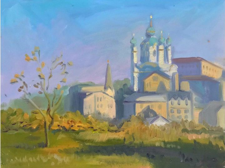 Church paintings - Mavko