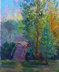 Park painting