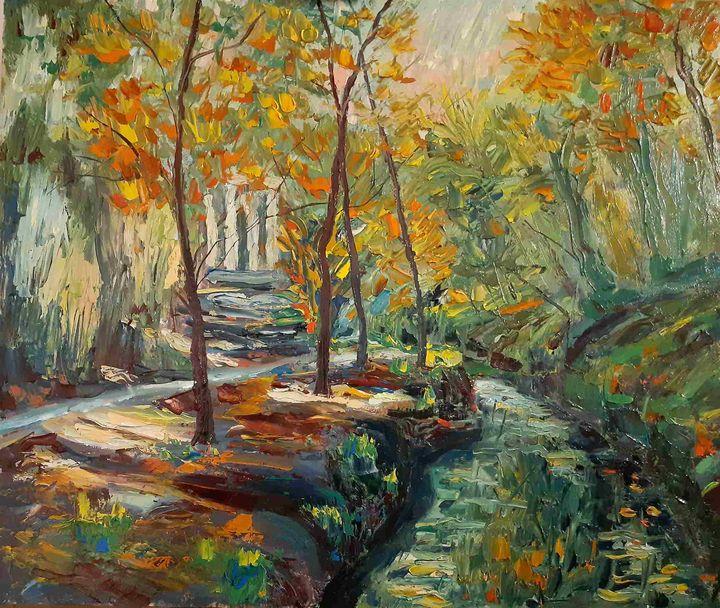 Autumn - John Maguire