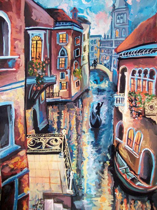 Venice - Bejinari Oana